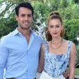Marina Ruy Barbosa e o marido, Xandinho Negrão, vivem crise no casamento
