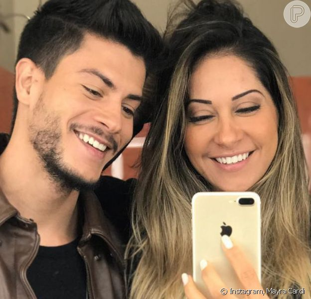Mayra Cardi confirma que ainda é casada com o exGreto Guariz: 'O Arthur sempre soube'