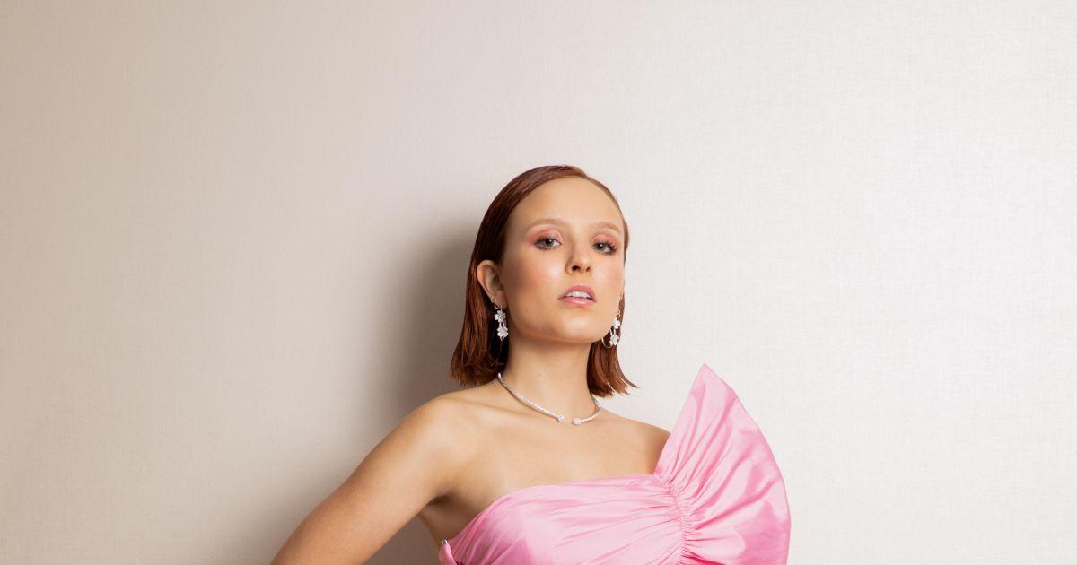 Daiane Fardin veste look roxo (e nós amamos)!   Look, Roxo