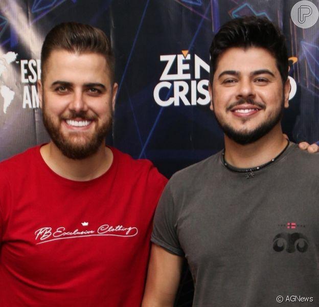 Zé Neto anuncia adiamento de live após mãe de Cristiano ser internada em hospital de Rio Preto (SP)
