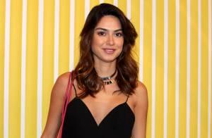 Na SPFW, Thaila Ayala revela que vai voltar a NY para rodar filme de sua autoria