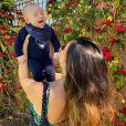 Giselle Itié se define como mãe e cita preocupações