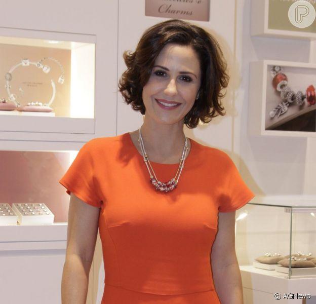 Guilhermina Guinle está grávida de seu primeiro filho com o namorado, Leonardo Antonelli, irmão de Giovanna Antonelli, em 4 de março de 2013