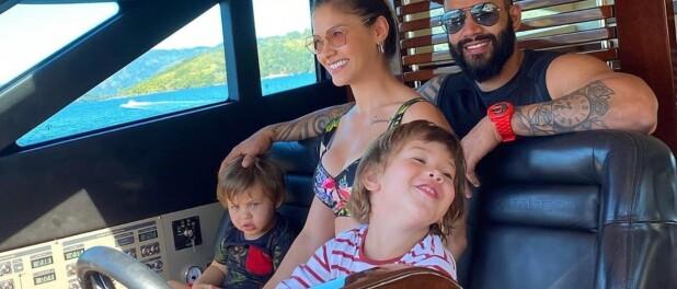 Gusttavo Lima deixa casa para Andressa Suita e filhos sem determinação da Justiça
