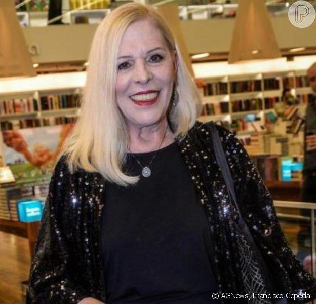 Cantora Vanusa morre, aos 73 anos, neste domingo, 08 de novembro de 2020