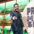 Wesley Safadão vai fazer primeiro show presencial após o início da pandemia do novo coronavírus em 21 de novembro de 2020