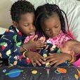 Giovanna Ewbank também é mãe de Títi, de 7 anos, e Bless, de 5