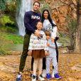 Simaria é casada com o espanhol Vicente, com quem tem dois filhos