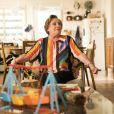 Nicette Bruno tem 87 anos