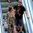 Carolina Dieckmann também é mãe de Davi, fruto da relação com o ator Marcos Frota