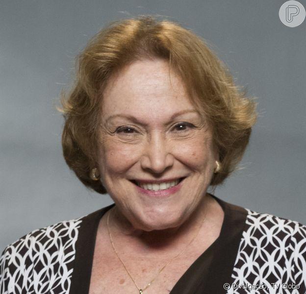 Nicette Bruno morreu em 20 de dezembro de 2020 vítima de coronavírus aos 87 anos