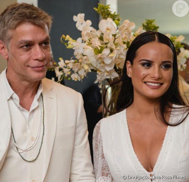 Papai de novo! Fabio Assunção anuncia gravidez da mulher, Ana Verena: 'Meu 3°'