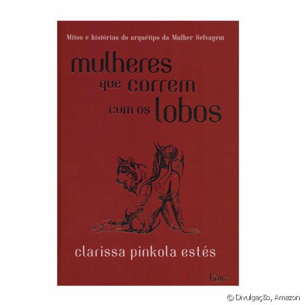 Livro 'Mulheres Que Correm Com Os Lobos'