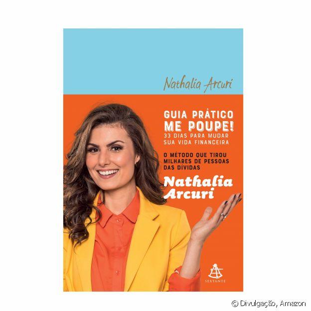 Livro 'Guia prático Me Poupe! – 33 dias para mudar sua vida financeira'