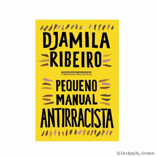 Livro 'Pequeno Manual Antirracista', de Djamila Ribeiro