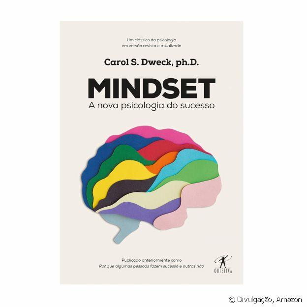 Livro 'Mindset - A Nova Psicologia do sucesso'