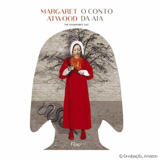 Livro 'O conto de Aia', de Margaret Atwood