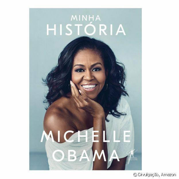 O livro 'Minha História' é de Michelle Obama
