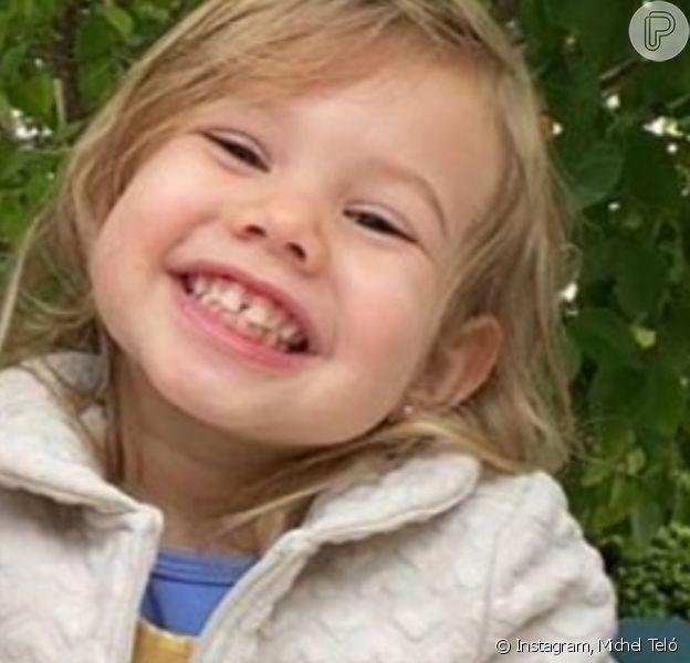 Filha de Thais Fersoza e Michel Teló, Melinda, 4 anos, encantou a mãe ao cantar música dos Beatles