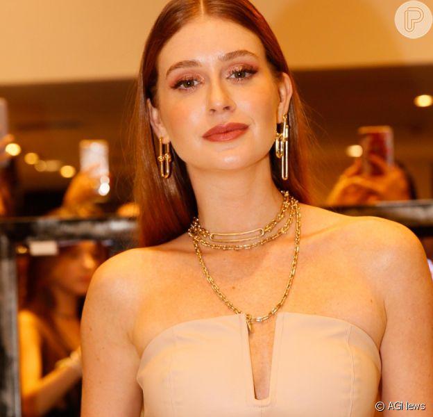 Marina Ruy Barbosa apoia atrizes contra assédio