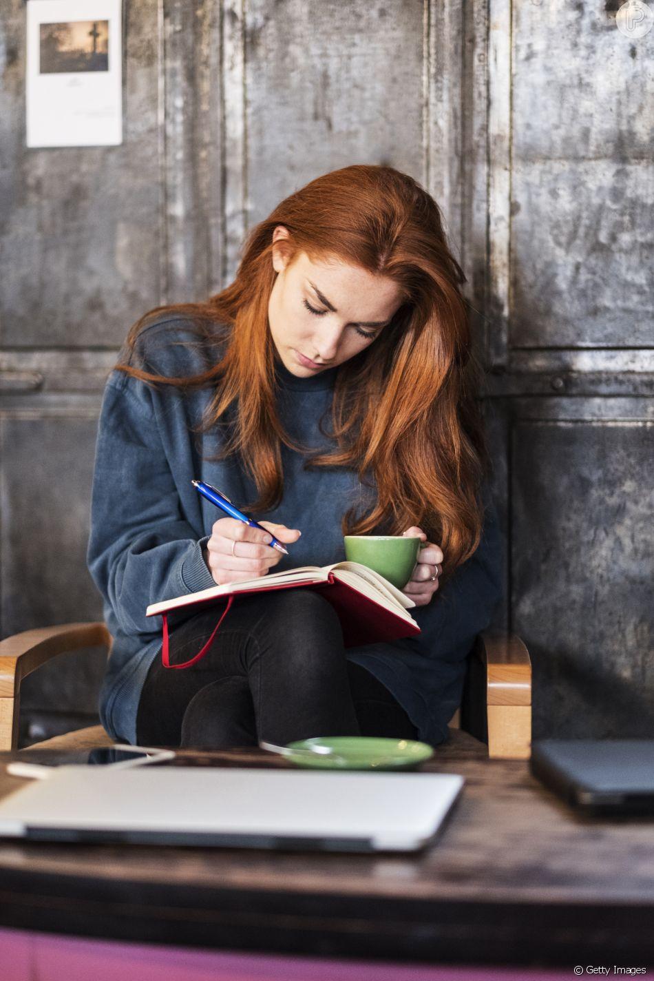 Agenda e mais itens de papelaria irão ajudar no planejamento no novo ano