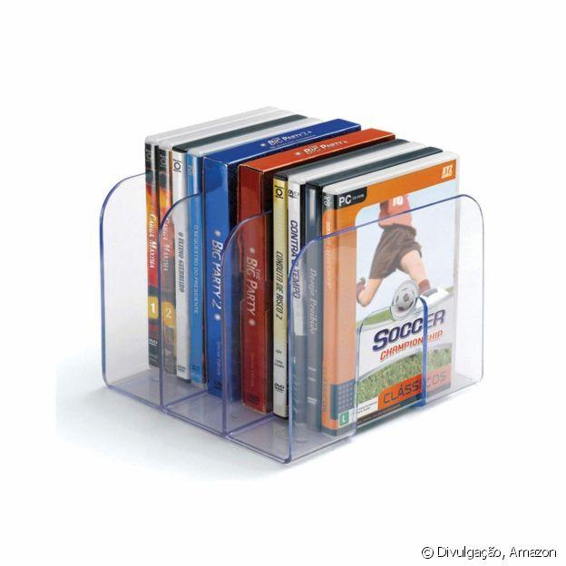 O organizador de Livros Standard, Waleu, está à venda na Amazon
