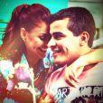 Paloma Bernardi namora o ator e cantor Thiago Martins há cerca de dois anos