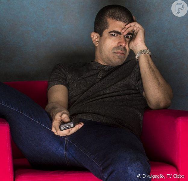 Marcius Melhem falou sobre a acusação de assédio que vem sofrendo por parte de Dani Calabresa