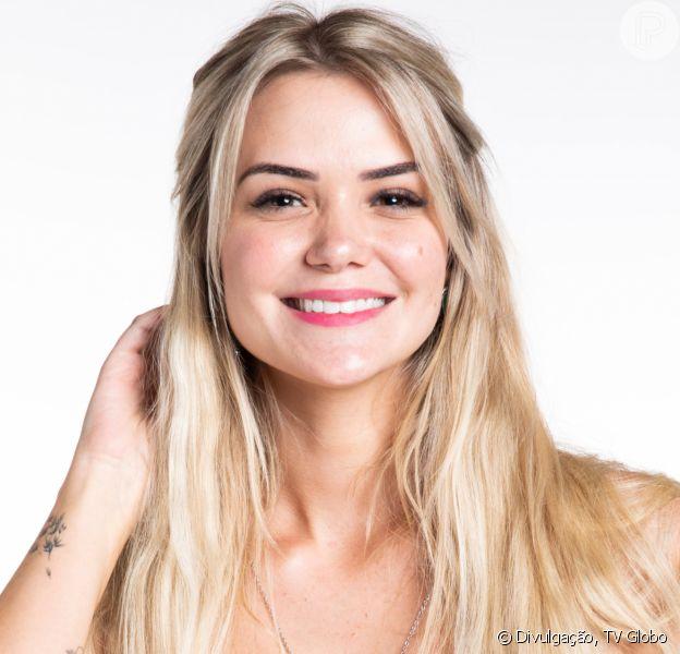 Marcela McGowanvive romance com sertaneja de dupla famosa