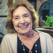 Atriz Eva Wilma, aos 87 anos, está na UTI com pneumonia: 'Sem relação com a Covid'