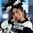 Anitta passou réveillon em Nova York, nos Estados Unidos