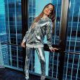 Anitta se apresentou na Time Square, no Réveillon dos Estados Unidos