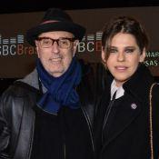 Bárbara Paz está reencontrando o ex-marido, Hector Babenco: 'Amor infindável'