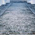 Sasha Meneghel faz foto de ponto turístico no México