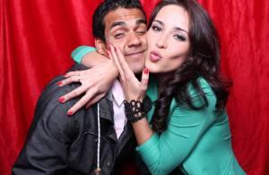 Namorada de Marcello Melo Jr. não sente ciúmes de beijo no 'Dança': 'Foi lindo'