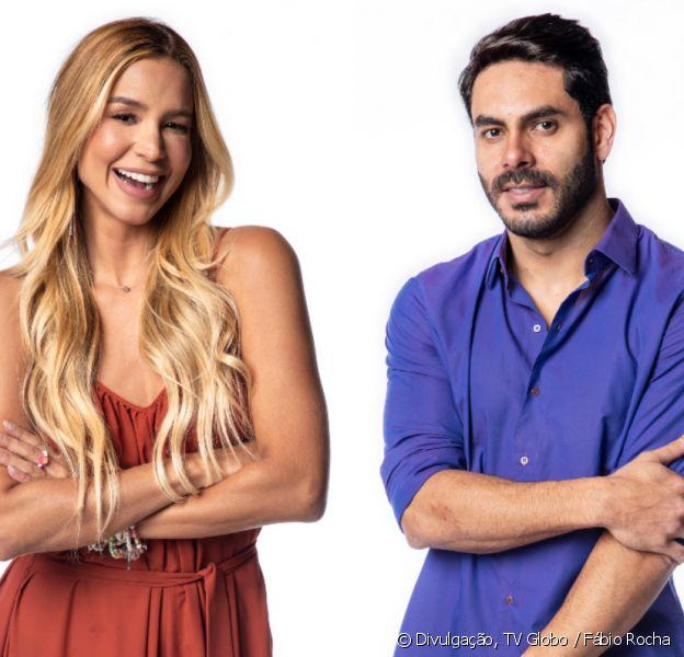 Paredão do 'BBB21': Kerline, Rodrolffo e Sarah disputam a permanência no reality show, em 31 de janeiro de 2021