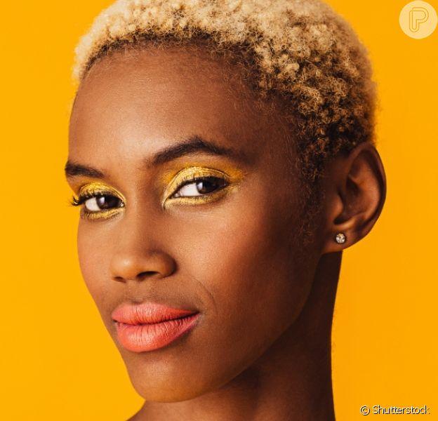 Maquiagem amarela: saiba como apostar na tendência!