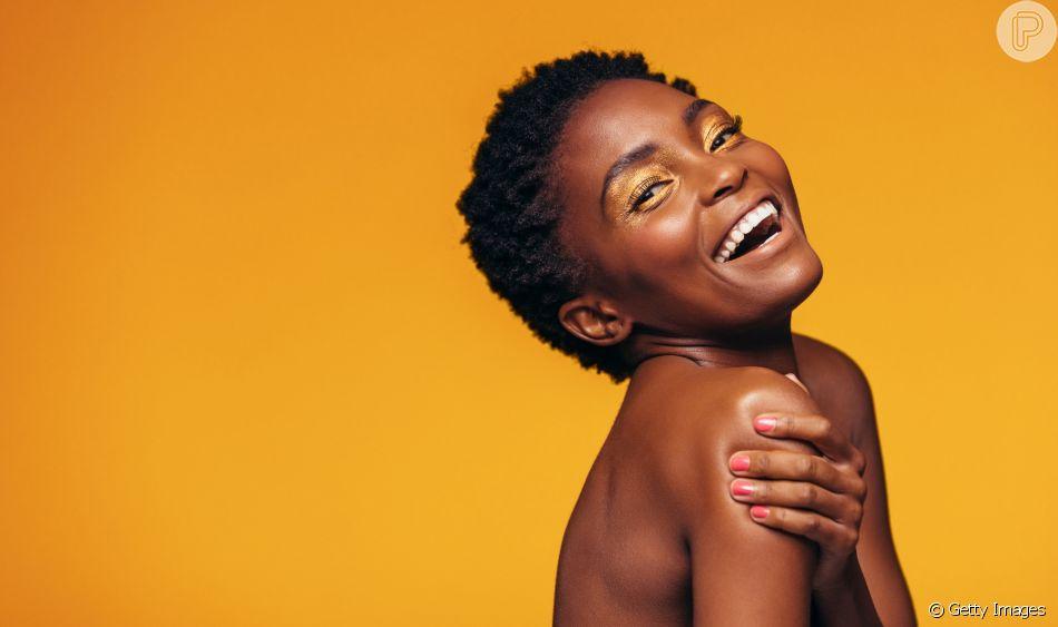 Sombra amarela: esfume a maquiagem para valorizar o look!