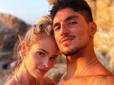 Casamento de Yasmin Brunet e Gabriel Medina: veja a troca das alianças e beijo dos noivos