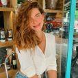 Mariana Goldfarb abriu a oportunidade para que os seguidores tirassem suas dúvidas
