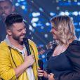 Marília Mendonça e Murilo Huff compartilharam camarim em bastidores de novo trabalho