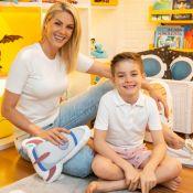 Filho de Ana Hickmann ganha novo quarto com tema de Astronauta: 'Dinâmico e divertido'