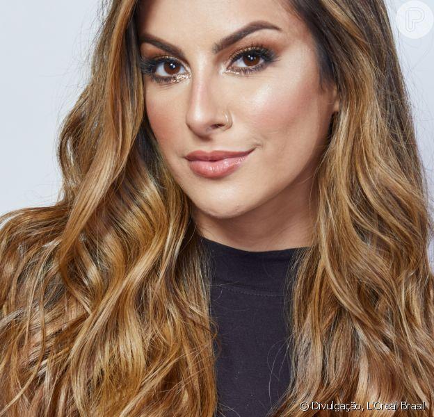 Morena iluminada! Nah Cardoso muda visual e adota cabelo mais claro: 'Energias renovadas'