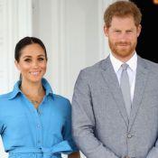 Anúncio da 2ª gravidez de Meghan Markle tem referência à Diana e look especial. Entenda!