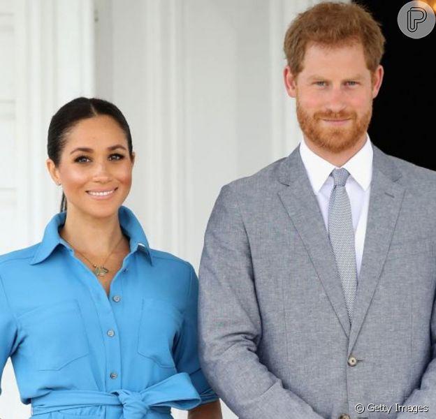 Foto de 2ª gravidez de Meghan Markle tem vestido especial e relação com Diana