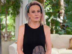 Ana Maria Braga faz último 'Mais Você' transmitido de casa: 'Coração já está dolorido'