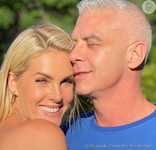 Marido de Ana Hickmann, Alexandre Corrêa relembra luta contra câncer, em 21 de fevereiro de 2021