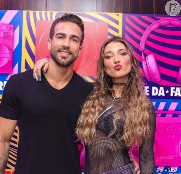 Casamento de Gabriela Pugliesi e Erasmo Viana chegou ao fim após quase 4 anos