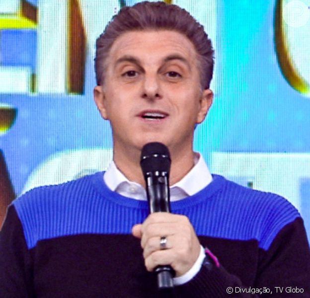 Luciano Huck vai ocupar lugar de Faustão se desistir de eleição em 2022 -  Purepeople