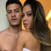 Mayra Cardi se declara para Arthur Aguiar em data especial após separação: 'Sempre te amei'